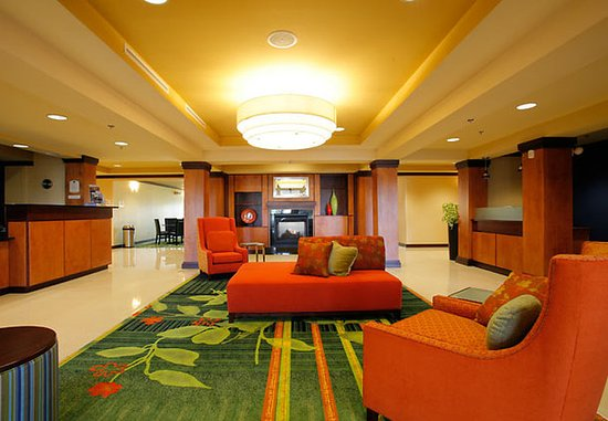 Fairfield Inn & Suites Melbourne Palm Bay/Viera: Lobby