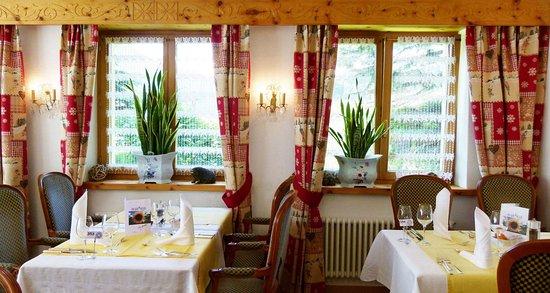 Hotel Nolda: Restaurant