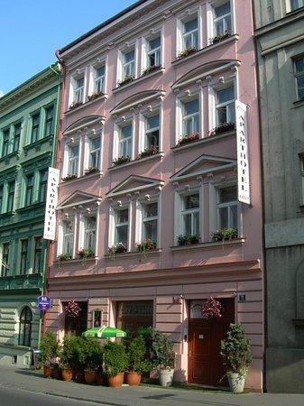 Aparthotel City 5: Exterior