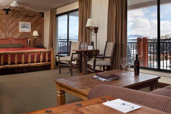 Stonebridge Inn, A Destination Hotel: Snowmass_SBI_Room_Suite