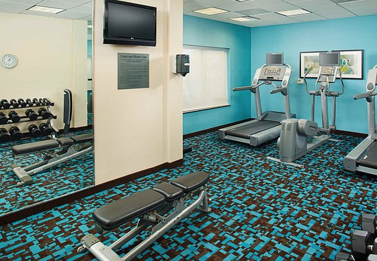 Fairfield Inn & Suites San Antonio SeaWorldR/Westover Hills: Fitness Center