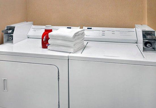 Fairfield Inn Amesbury: Guest Laundry