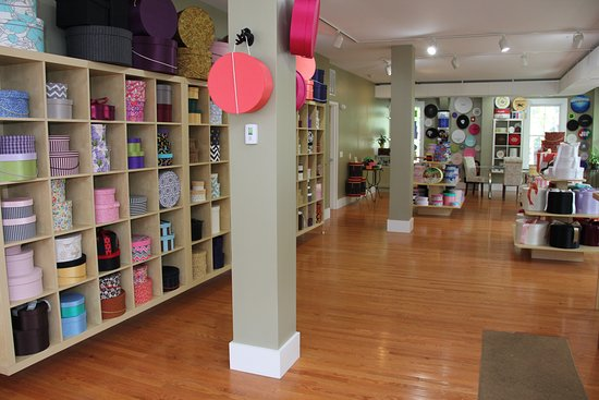 Peterborough, NH: Another shot of inside our retail store