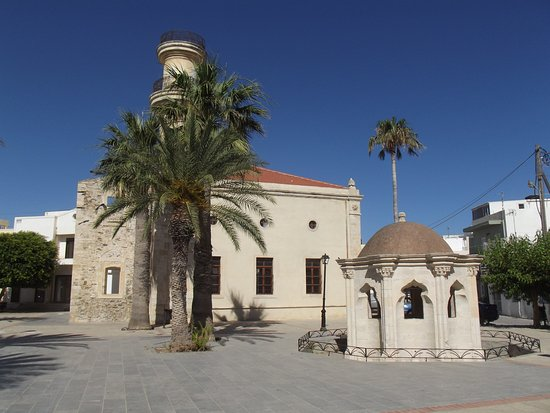 The Turkish Mosque