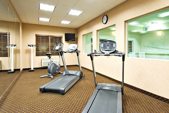 Holiday Inn Express Hotel & Suites Klamath Falls: Fitness Center
