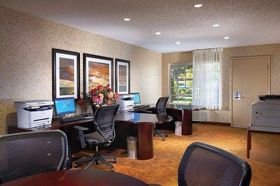 Laguna Hills, Californien: Business Center