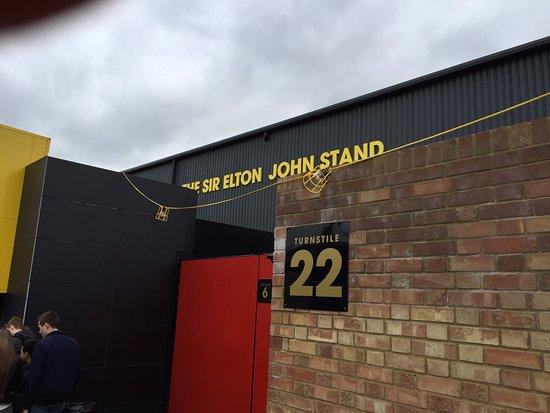 Watford, UK: Vicarage Road Stadium