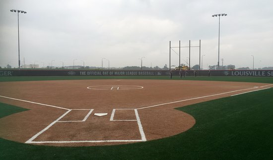 Peoria, IL: Field 9- This is just one of the many fields located at the Louisville Slugger Sports Complex