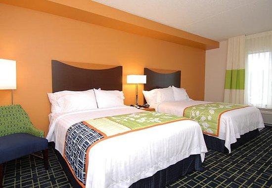 Bedford, Pensilvanya: Queen/Queen Guest Room