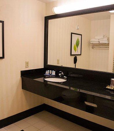 Bedford, بنسيلفانيا: Guest Room Bathroom