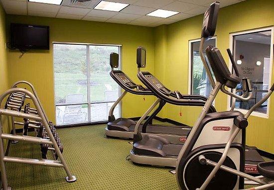 Bedford, بنسيلفانيا: Fitness Center