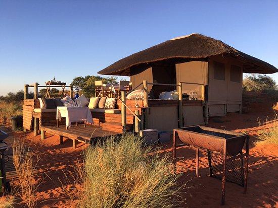 Tswalu Kalahari Game Reserve, Sudáfrica: The Malori
