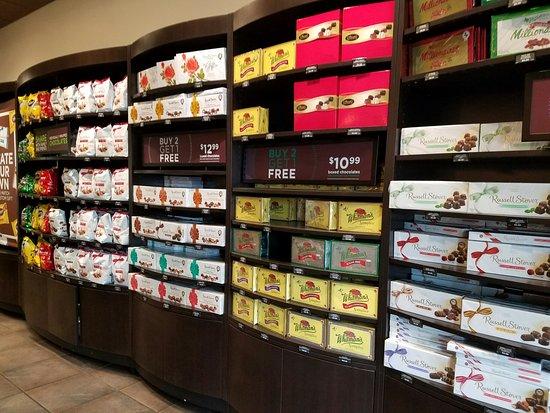 Russell Stover Chocolates, Kodak - Restaurant Reviews, Photos