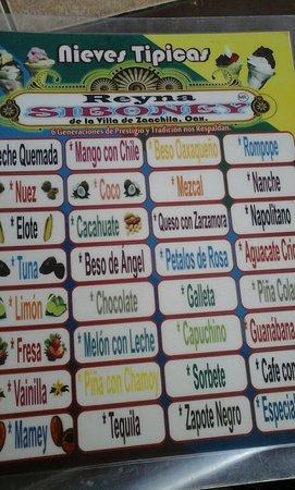 مطاعم الإسبانية في Zaachila