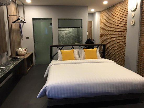 Modern Hotel Room Design Layout