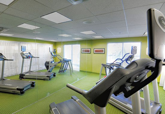 Fairfield Inn & Suites Auburn Opelika: Fitness Center
