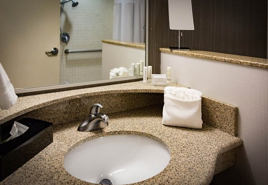 Norman, OK: Bathroom Vanity