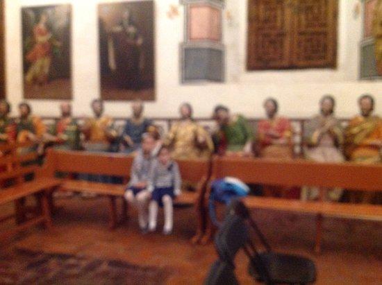 Iglesia de Santa Rosa de Viterbo: Bellas
