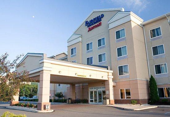 Fairfield Inn & Suites Wilkes-Barre Scranton : Exterior