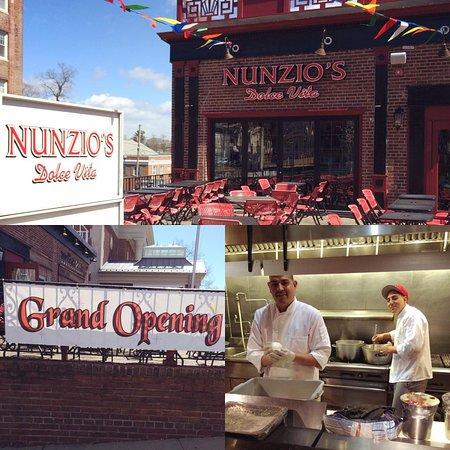 Morristown, NJ: Chef Fernando at Nunzio's Dolce Vita