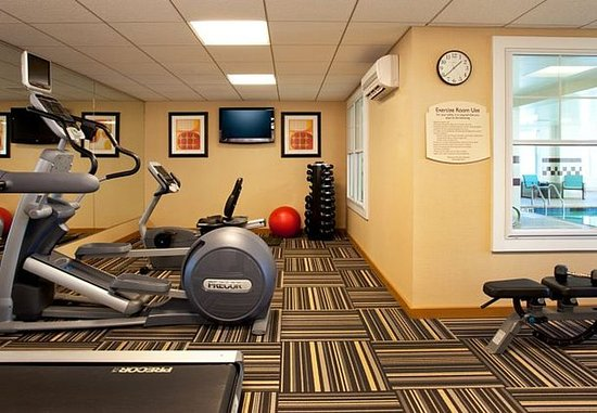 Residence Inn Auburn: Fitness Center