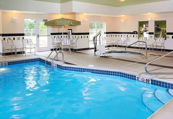 New Buffalo, MI: Indoor Pool & Spa