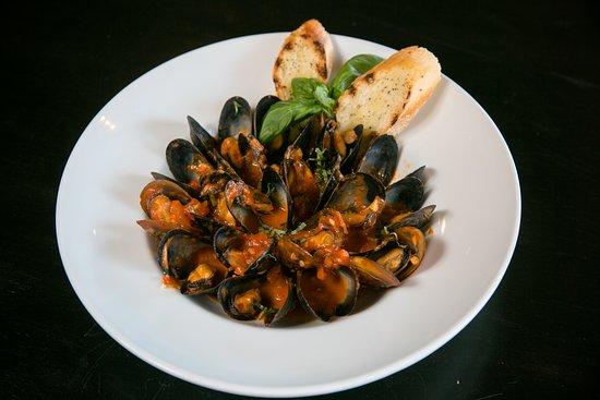 Morristown, Nueva Jersey: Zuppa Di Mussels