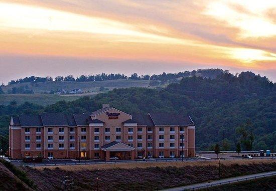 Fairfield Inn & Suites Morgantown: Exterior