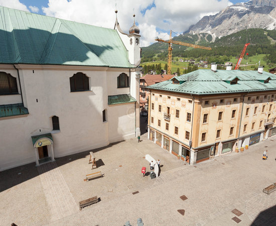 Hotel montana updated 2018 reviews price comparison for Hotel meuble royal cortina