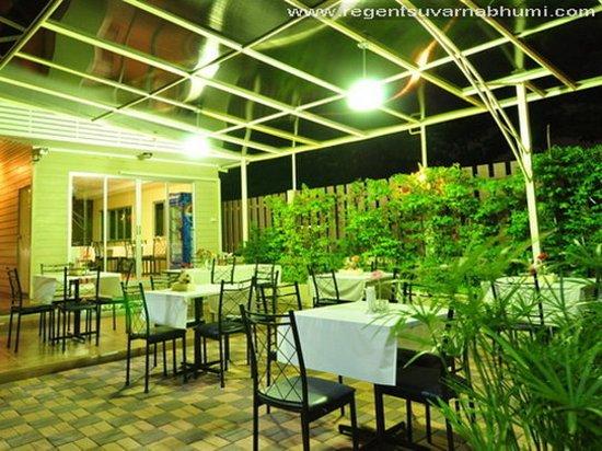 Regent Suvarnabhumi Hotel: Cafe