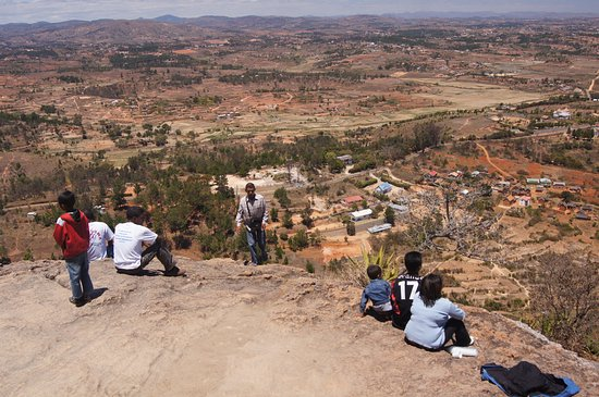 Ambohimanga: Потрясающий вид со смотровой площадки