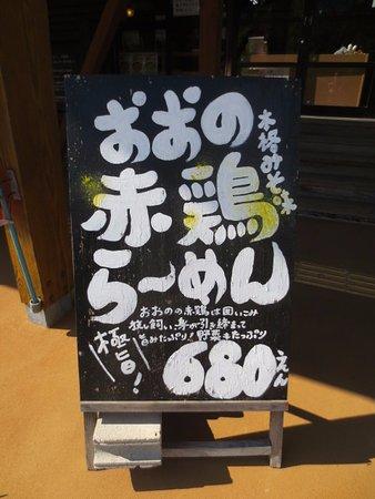 Hirono-cho, Japan: らーめん