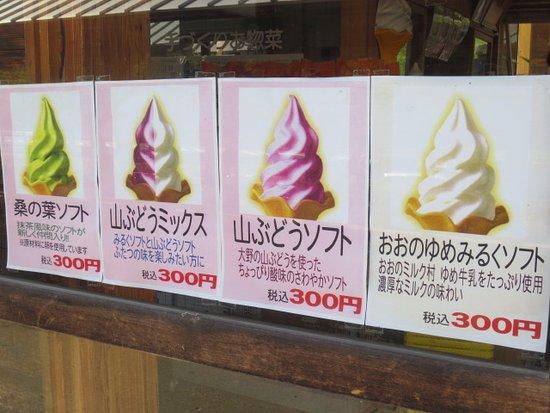Hirono-cho, Japón: ソフト