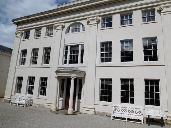 Soho House Home Of Matthew Boulton