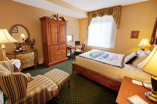 The Mimslyn Inn: Historic Room