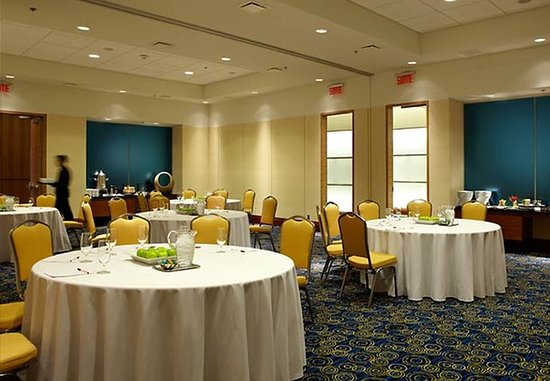 Montreal Airport Marriott In-Terminal Hotel : Topaze Meeting Room