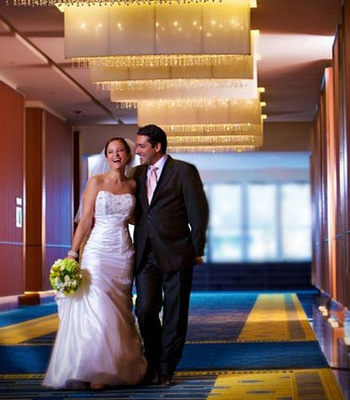 Montreal Airport Marriott In-Terminal Hotel : Weddings