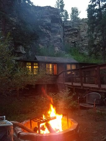 Harney Camp Cabins: Loved it here