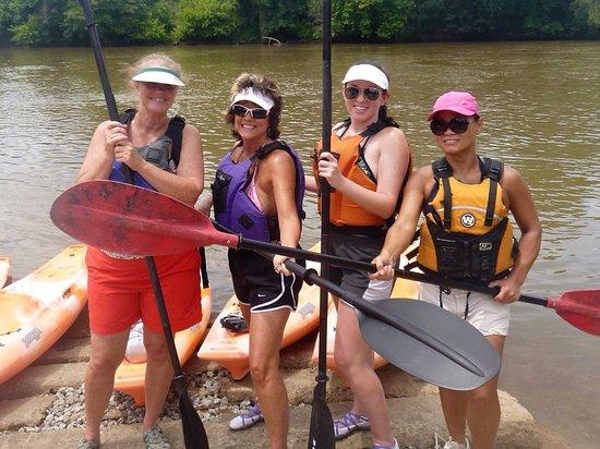 Whitesburg, GA: Ready for some Kayaking fun