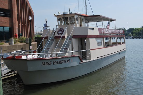 Miss Hampton II Cruises: The Miss Hampton Cruise Ship