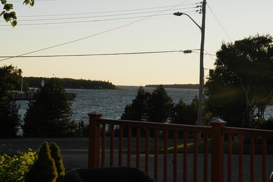 Grandview: Shot from the patio