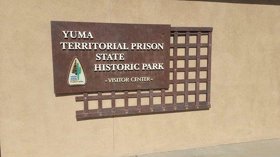 Yuma Territorial Prison State Historic Park : 20160804_092159_large.jpg