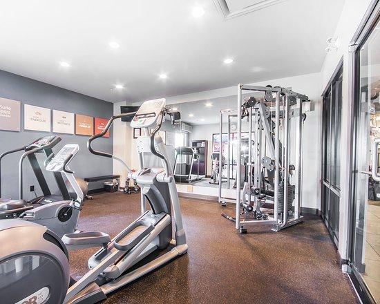 Comfort Suites Kelowna: Fitness Center