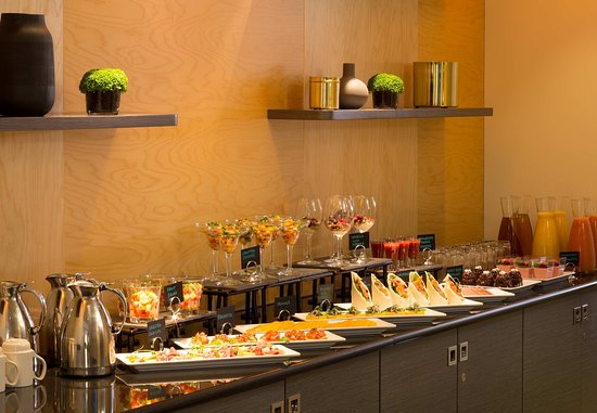 Renaissance Malmo Hotel: Catering Details
