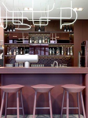 Badehotel Belvair: Lounge Bar