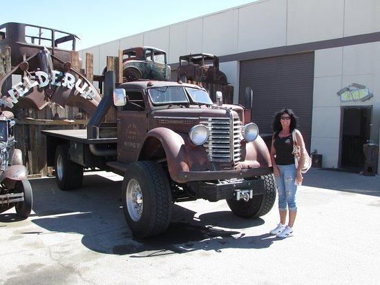 Start Of Our Welderup Tour Picture Of Welder Up Las Vegas Tripadvisor
