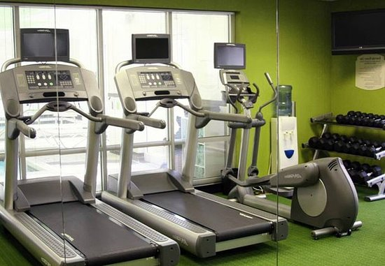 Fairfield Inn & Suites Lock Haven : Fitness Room