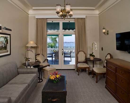 Glorietta Bay Inn: Spreckels Suite #103