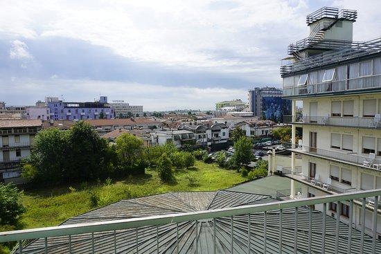Hotel Grand Torino: Panoramisch uitzicht?