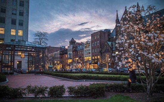 Residence Inn by Marriott Boston Back Bay/Fenway: Local Area